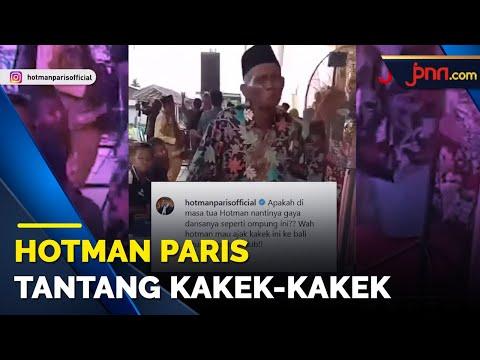 Hotman Paris Tantang Kakek Tarung di Kelab Bali