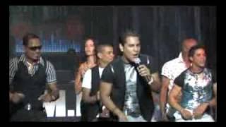 Charanga Habanera ft El Chacal Gozando En la Habana en vivo