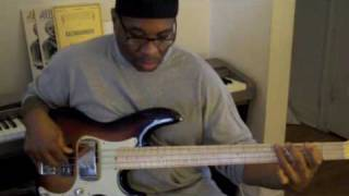 Funky Broadway Bass Lesson by Kenn Smith