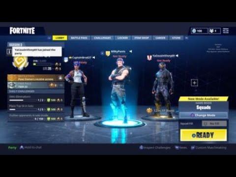 Squad dub 4\22