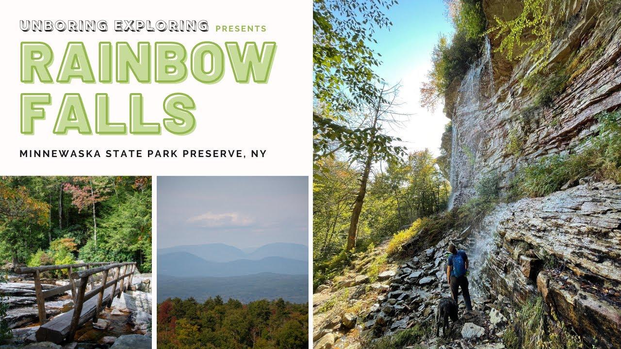 Rainbow Falls | Minnewaska State Park Preserve, NY