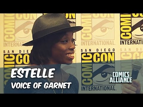 Interview: Estelle Talks 'Steven Universe' At Comic-Con 2014