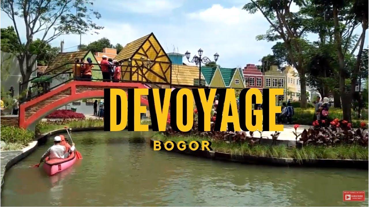 Jalan Jalan Ke Devoyage Bogor Youtube