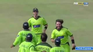 Excellent spell by Shoaib Akh ter