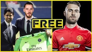 TOP 10 Players Who Could Move For FREE In Summer 2019 | Latest TRANSFER News