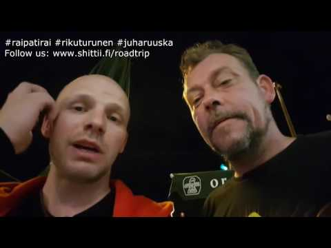 Iskelmätehdas On The Road - 17. - 18.7.2016 - Frankfurt - Red light district special - Part 1