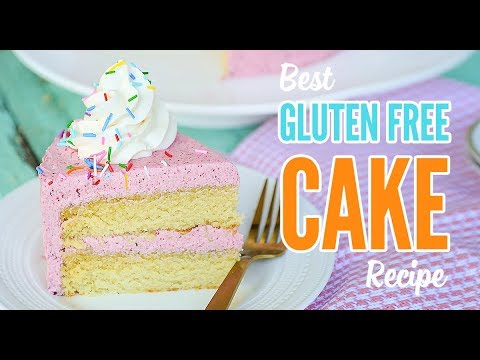 Best Gluten Free Cake | Sugar Geek Show