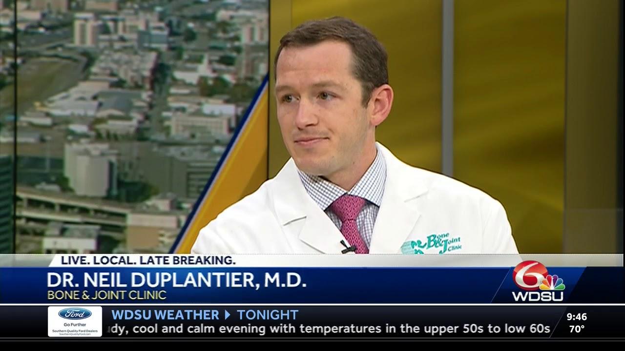 Neil L  Duplantier, M D  | Orthopedic Doctors & Surgeons