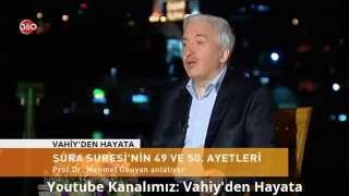 Çocuk Bir İmtihandır. Çocuk Sahibi Olmak ve Olmamak  - Prof. Dr. Mehmet Okuyan | HD