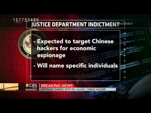 Administration China cited in cyber spying case