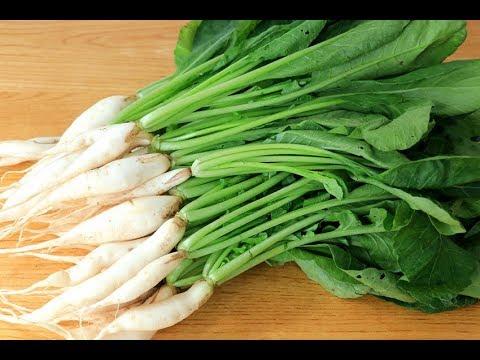 蘿蔔菜好吃有訣竅,學會湖南特色做法,開胃下飯,放一年都不壞! 【夏媽廚房】