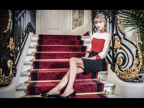 TAYLOR SWIFT - VOCAL SHOWCASE LIVE (C3-A5)