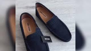 Мужская обувь с Aliexpress. Мокасины, лоферы. Обзор и примерка