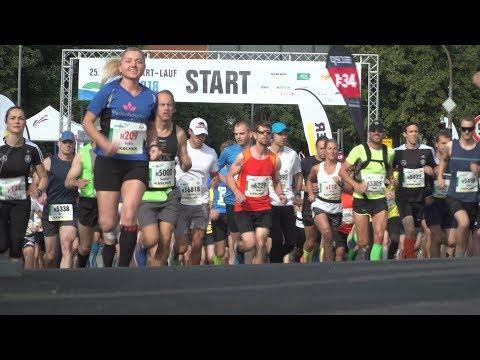 21 Kilometer voller Glück   25.6.2018   Journal Stuttgart