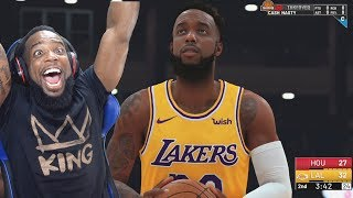 NBA 2k19 MyCareer