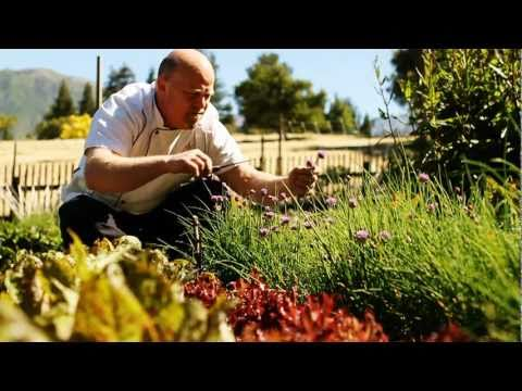 Craig Von Foerster, Exec. Chef  |  Sierra Mar @  Post Ranch Inn