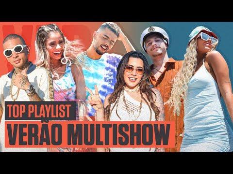 Top Verão Multishow  Música Multishow