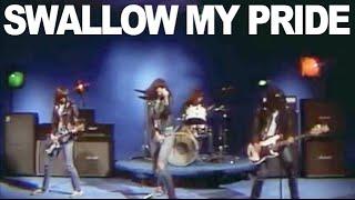 The RAMONES - Swallow My Pride (Video)