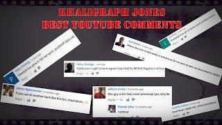 Khaligraph Jones - Best youtube comments part 1