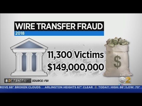 Wire Transfer Scam Costs Woman $35,000