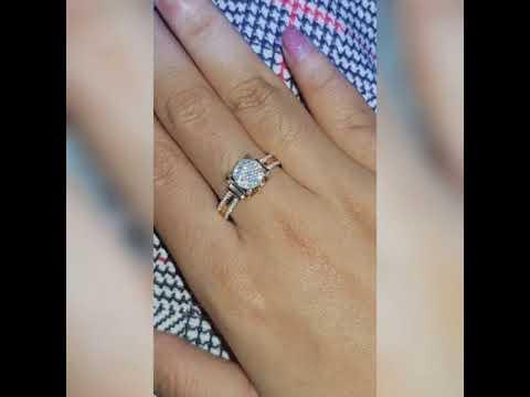 Cincin Tunangan Sederhana Tapi Elegan Cincin Tunangan Sederhana Tapi Bagus Cincin Nikah Rose Gold Youtube