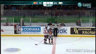 Hockeyallsvenskan 2012/13 Omgång 32: Djurgårdens IF - IF Malmö Redhawks