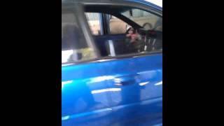 Osman abi sende bi sıkıntı var çalışıyor araba:)