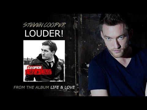 Steven Cooper / Louder!