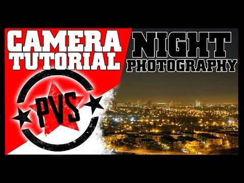 DSLR Tutorial: Night Photography