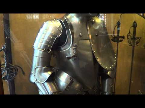 16th-17th century European armour in the Wallace Collection