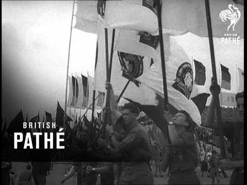 Berlin Part Of News In Flashes (1951)