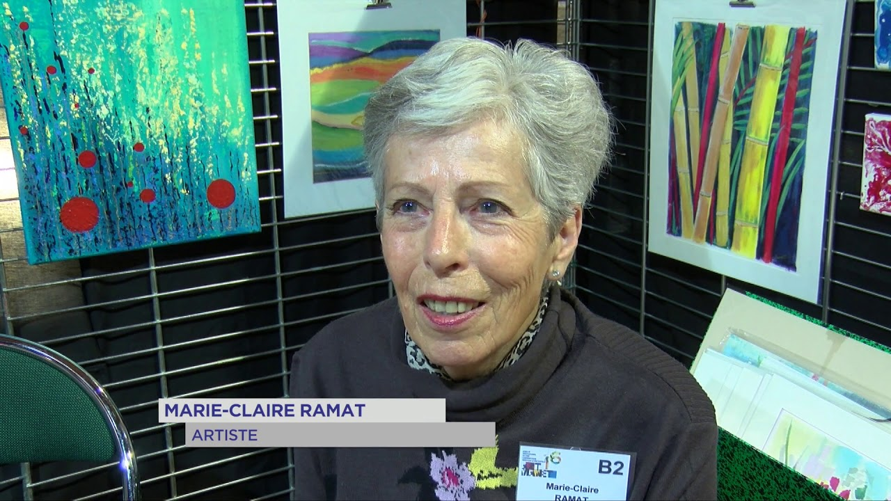 Montigny : L'art solidaire d'Art Manet