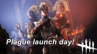 Dead By Daylight live stream| The Plague DLC launch day!