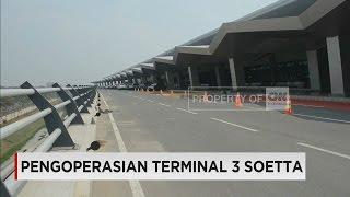 Terminal 3 Ultimate Bandara Soetta Resmi Beroperasi