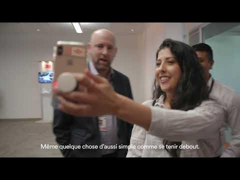 Science Sam chez 3M : Communiquer l'impact de la science