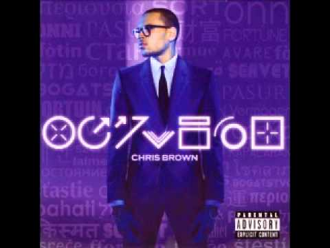 Chris Brown - Touch me fortune album