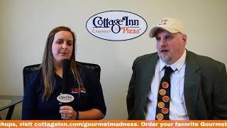 Cottage Inn Pizza Center - Gourmet Madness Championship Coverage