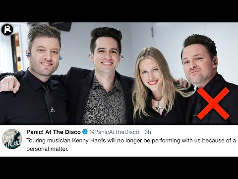 Panic! At The Disco Guitarist Kenneth Harris EXPOSED For Misconduct