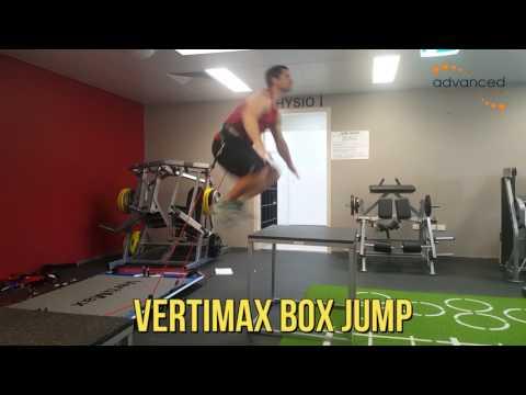 VERTIMAX BOX JUMP