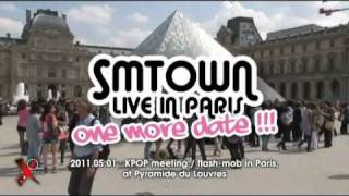 SMTOWN LIVE in Paris - One More Date : huge Kpop wave in Paris for a 2nd concert(, 2011-05-01T18:53:59.000Z)