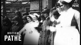 Service At Westminster Abbey - Nurse Cavell (1915)