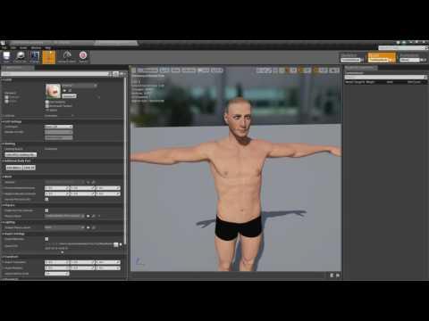 Unreal Engine 4 - Mixamo To Unreal Engine 4 - UE4 Import