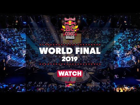 WATCH: Red Bull BC One World Final 2019