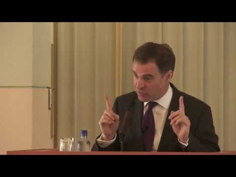 Niall Ferguson on importance of civil institutions and more, at Norwegian Nobel Institute