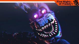 НАЧАЛО КОШМАРА! 🐻 ФНАФ 4 - Five Nights at Freddy's 4 (FNAF) Прохождение на русском