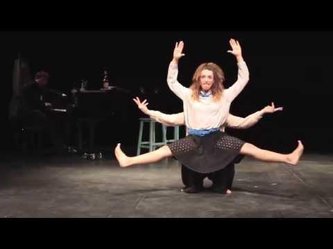 INSONNIA, un passo a due teatrale per due ragazze e un pianista