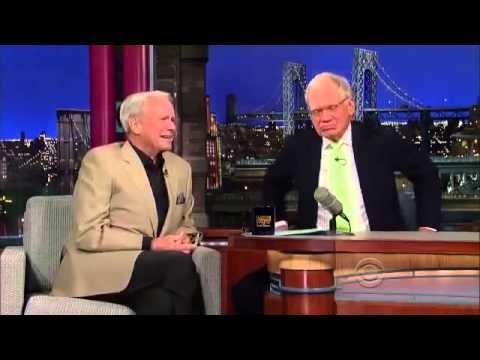 Tom Brokaw - Interview Letterman 2013 06 12 HQ