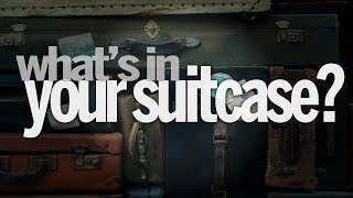 What's In Your Suitcase | Dara Goolsby