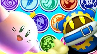 Kirby Star Allies All Characters Unlocked / ALL DLC CHARACTERS Complete Roster + Magolor & More