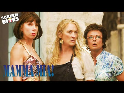 Official Trailer | Mamma Mia! | SceneScreen